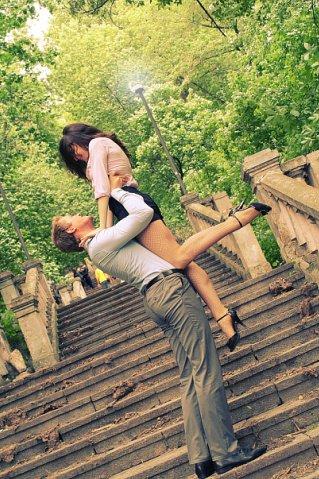 Места для романтических прогулок в Киеве